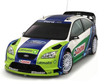 Ford Focus RS WRC 06 (A8)